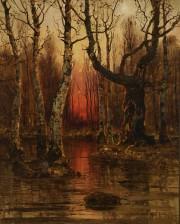 von Klever, Julius Yulevich (1850-1924), (RU), ateljee/ateljé/studio