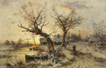 von Klever, Julius Yulevich, ateljee/ateljé/studio