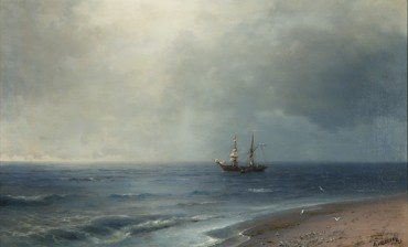 Aivazovsky, Ivan Konstantinovich (1817-1900), (RU)