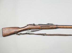 Sotilaskivääri m/91