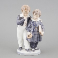 Tyttö ja poika