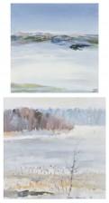 Elisa Heinonen ja maalaus