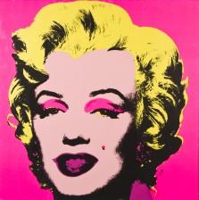 Juliste, Andy Warhol