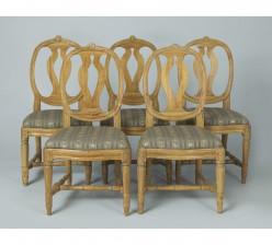 Tuoleja, 5 kpl