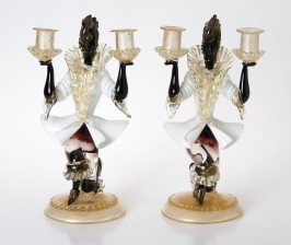 Kynttilänjalkapari