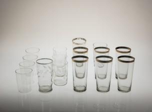 Erä laseja, 15 kpl