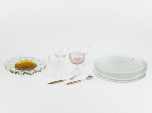 Tapio Wirkkala, 4 kpl, Humppila 5+1 ja aterinpari