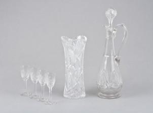 Kristalliesineitä, 6 kpl