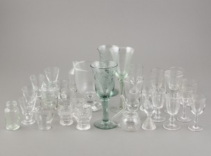Erä lasia, n. 25 kpl