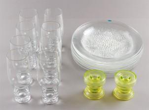Erä lasia, 18 kpl