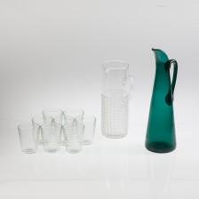 Erä lasia, 10 kpl