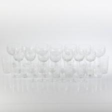 Kristallilaseja, 31 kpl