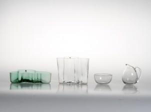 Gunnel Nyman, 2 kpl ja Alvar Aalto, 2 kpl