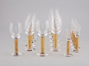 Viini- ym. laseja, 17 kpl