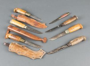 Knives, 7 kpl
