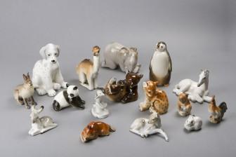 Figuriineja, 16 kpl