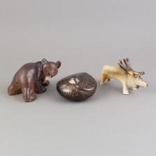 Figuriineja,3 kpl