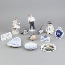 Figuriineja, ym, 12 kpl