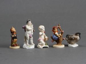 Figuriinejä, 5 kpl