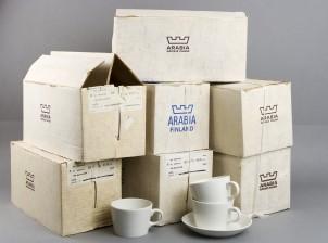 Kahvikuppeja, 36 kpl