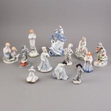 Figuriineja, 12 kpl
