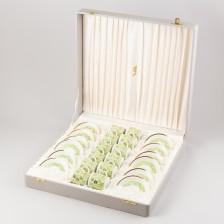 Mokkakuppeja, 12 kpl ja laatikko