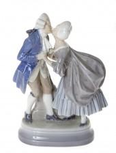 Figuriini, Suutelevat