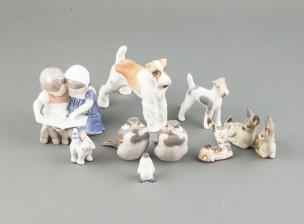 Figuriinejä, 9 kpl