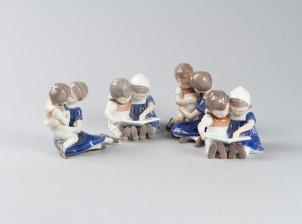 Figuriinejä, 2 paria