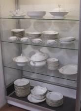 Ruoka-astiasto, noin 80 osaa