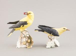 Figuriinejä, 2 kpl, Kuhankeittäjiä