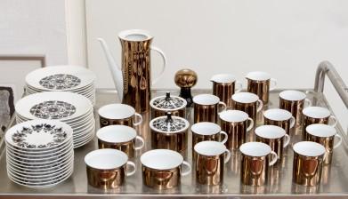 Kahviastiasto, 22 osaa