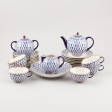 Lomonosov teeastiasto, 16 osaa