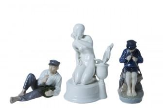 Figuriinejä, 2 kpl, Pojat