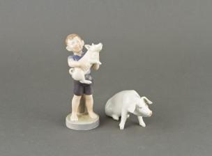Figurines, 2 kpl