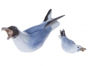 Figuriinejä, 2 kpl, Lokkeja