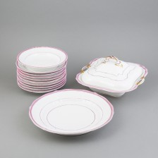 Ruoka-astioita, 10+2 kpl