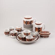 Kahvi-astiasto