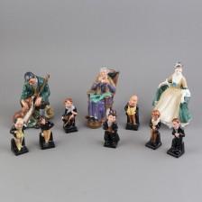 Figuriineja, 10 kpl