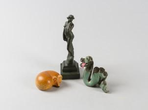 Lisa Larson, Matias Keskinen ja figuriini