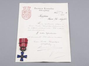VR4 ka 1918 diplomineen