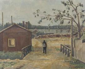 Wäinö Kamppuri (1891-1972)*