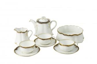 Teekalusto, 15 osaa