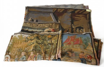 Tekstiilejä, 3 kpl