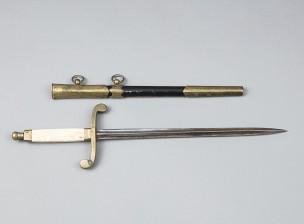 Meriupseerin tikari, 1800-luvun loppu