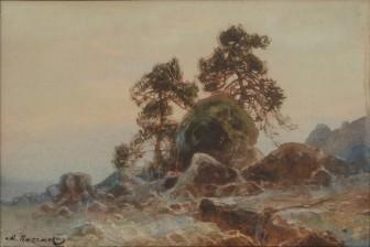 Aleksey Alexandrov Pisemsky (1859-1913), (RU)