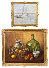 A. Wilhelms ja maalaus