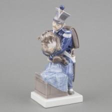 Koira ja sotilas (H.C. Andersen: Tulukset)