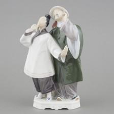 Kaksi kiinalaista (H.C Andersen: Keisari ja satakieli)