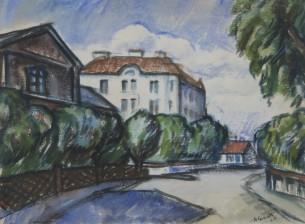 Mikko Carlstedt (1892-1964)*
